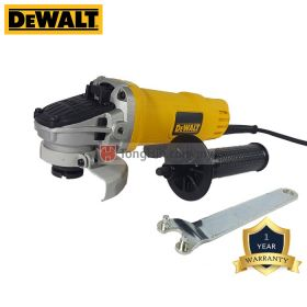 DEWALT DWE8200PL 4 Inch Paddle Switch Angle Grinder 850W