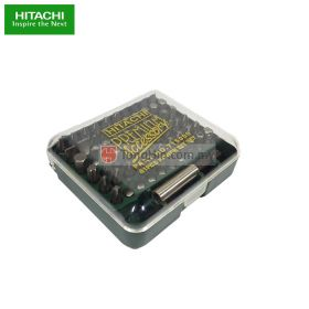 HITACHI 715000 Premium Driver Bit Set 61 pieces with Magnetic Bit Holder