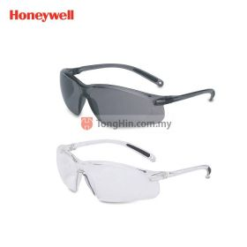 HONEYWELL A700 Hard Coat Safety Glasses Eyewear (Clear / Grey)