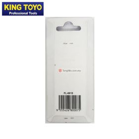 KINGTOYO FL-6015 2 x 85mm Torsion Driver Bit Set