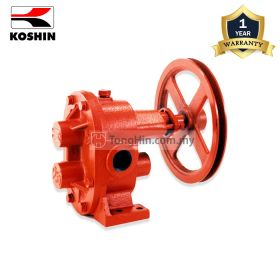 KOSHIN GC-20 Cast Iron Gear Pump 3/4""
