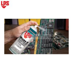 LPS MICRO-X Fast Evaporating Contact Cleaner 466ml Aerosol