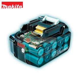 MAKITA BL1850B 18V LXT Lithium-Ion 5.0Ah Battery with Indicator