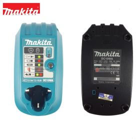 MAKITA DC10WA Battery Charger For 7.2v - 10.8V Battery