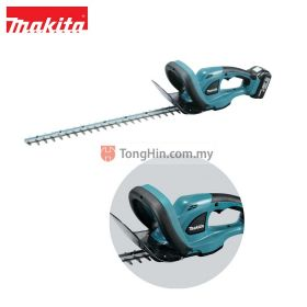 "MAKITA DUH523RFE 18V Cordless Hedge Trimmer 520mm (20-1/2"") with 3.0Ah Battery & Charger"
