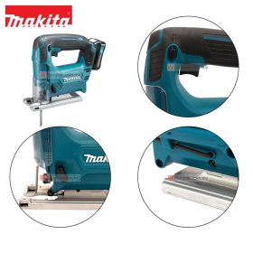 MAKITA JV101DWAE 12V Max Cordless Jig Saw with 2.0Ah Battery and Charger