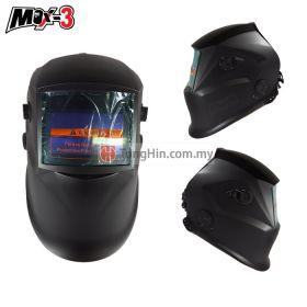 MAX-3 SUN7001 Auto Darkening Filter Welding Helmet Hybrid
