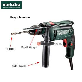 METABO SBE 13R Impact Drill 560W 00614000