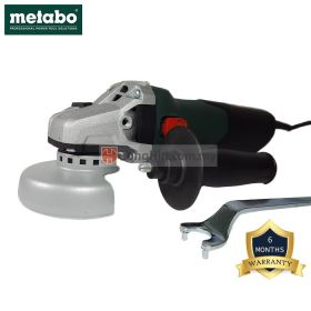 METABO W9-100 4 Inch Heavy Duty Angle Grinder 900W