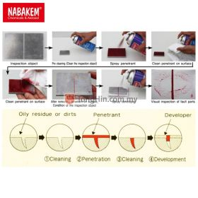 NABAKEM Mega Check Penetrant 450ml