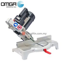 OMGA 1L300 Compound Mitre Saw 12 Inch with Accessories