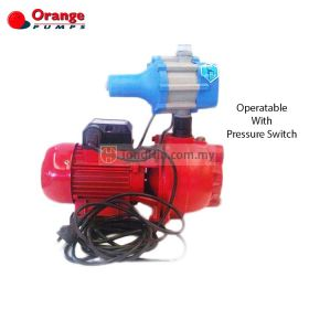 ORANGE PUMPS HT200 Single Phase Centrifugal Water Pump