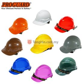 PROGUARD Safety Helmet Advantage 1 HG1-PHSL (Yellow, Blue, Brown, Grey, Green, Orange, Purple, Red, White)
