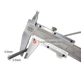 Industrial Grade Round Triple Type PVC Plastic Welding Filler Rod 1 Meter (kg)
