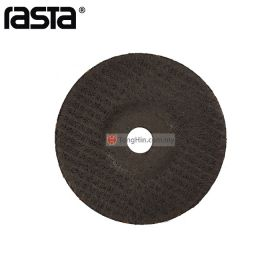 "RASTA 100 mm x 6 mm x 16 mm Grit 30 Type 27 Metal 4"" Grinding Wheel Disc"