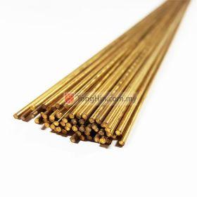 TAIWAN Brass Welding Brazing Rod 1.6mm/2.0mm x 1 meter (kg)