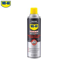 WD-40 Specialist Automotive Throttle Body, Carb & Choke Cleaner 450ml