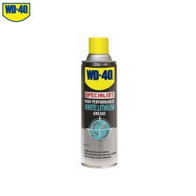 WD-40 Specialist High Performance White Lithium Grease 360ml