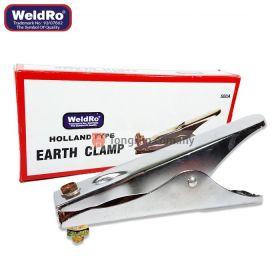 WELDRO Holland Type Welding Earth Clamp 500A