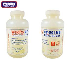 WELDRO CT-501NB Welding Stainless Steel Pickling Gel 1Kg