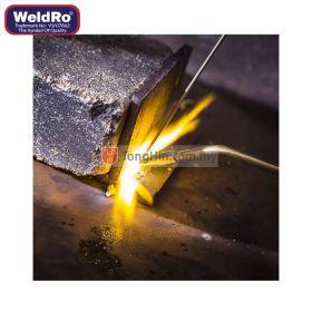 WELDRO Silicon Bronze Brazing Rod 1.6mm/2.4mm x 1 meter